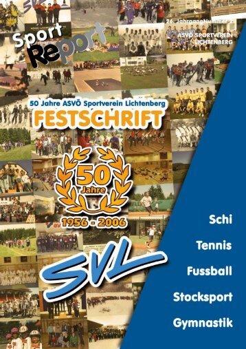 50 Jahre SVL - SV Lichtenberg