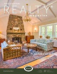 Peabody & Smith Realty Spring 2021 Magazine