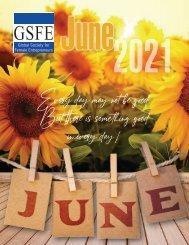 GSFE Newsletter-June 2021