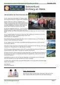 Weihnachtsurlaub Gemeindeamt und Altstoffsammelzentrum - Seite 7