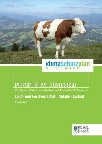 Land- und Forstwirtschaft, Abfallwirtschaft - Technik Steiermark