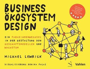 Leseprobe: Michael Lewrick: Business Ökosystem Design