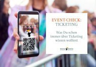 Event-Check: Ticketing