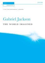 Jackson World Imagined vs