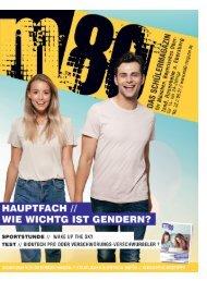 m80 Magazin Juni 2021