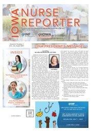 Iowa Nurse Reporter - June 2021