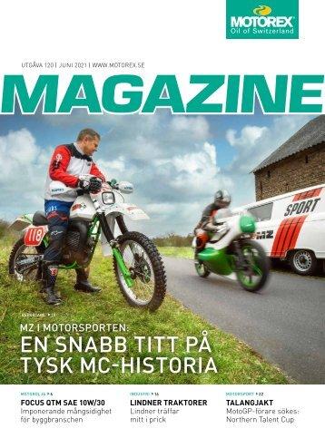 MOTOREX Magazine 2021 120 SE