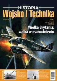 Wojsko i Technika Historia 3/2021