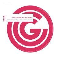 OCG Jahresbericht 2020
