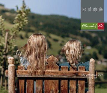 Familienresort Ellmauhof Sommerglück 2021