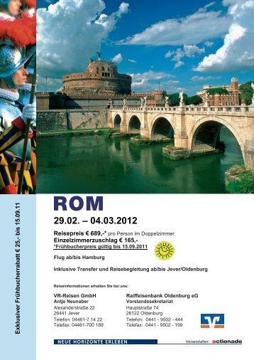 ROM - VR-Reisen GmbH
