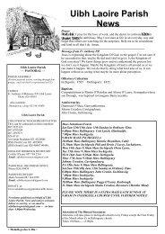 Newsletter 16 - 13th June, 2021