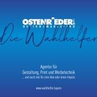 Die Wahlhelfer - Ostenrieder Design & Marketing
