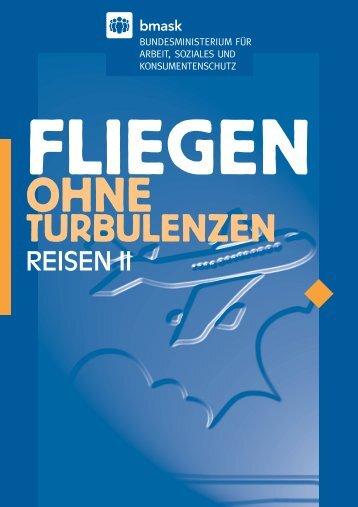Fliegen ohne Turbulenzen - Europakonsument