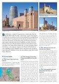 Usbekistan – Mythos Seidenstrasse - Reisebüro Meersburg - Seite 2