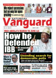 12062021 - MKO Abolia's march to june 12: How he defended IBB