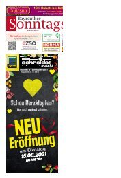 2021-06-13 Bayreuther Sonntagszeitung