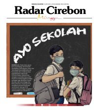 e-Paper Koran Radar Cirebon Edisi 13 Juni 2021