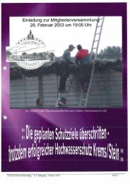 02 Die Kremser Feuerwehrzeitung - Freiwillige Feuerwehr Krems ...