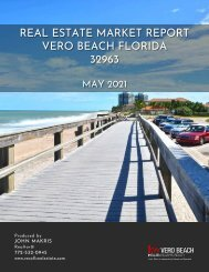 Vero Beach 32963 Real Estate Market Report May 2021