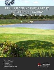 Vero Beach Mainland Real Estate Market Report May 2021