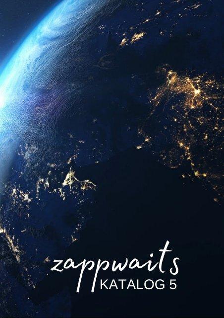 zappwaits KATALOG 5... Juni 21