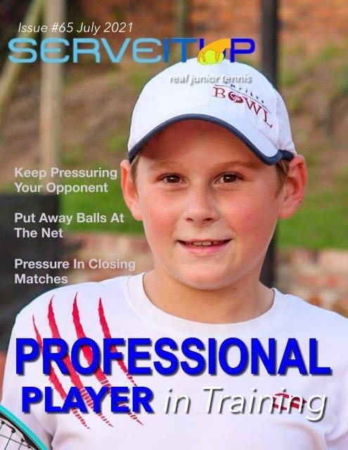 Serveitup Tennis Magazine #65