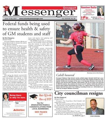 Groveport Messenger - June 13th, 2021