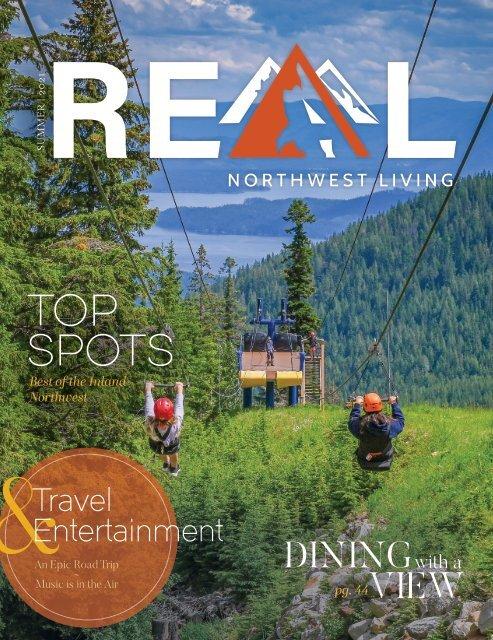 Summer 2021 REAL Northwest Living