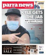 Parra News June 15 2021