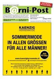 Barni-Post, KW 24, 16. Juni 2021