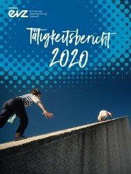 EVZ Tätigkeitsbericht 2020 deutsch