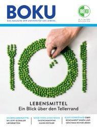 BOKU Magazin 2/2021