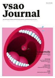 vsao Journal Nr. 3 - Juni 2021