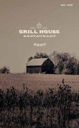 Grill House Menu TAST Spring-Summer 2021 EST/SWE