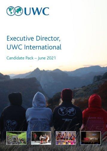 UWC Candidate Pack