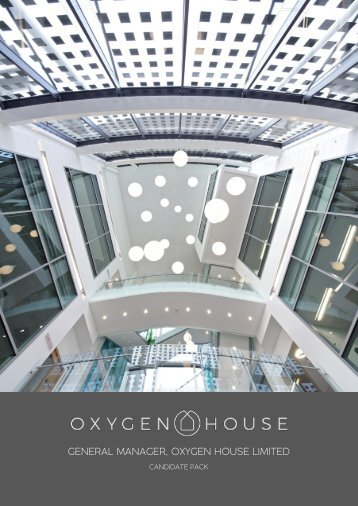 Oxygen House - Candidate Pack