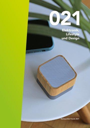 Elektronik, Lifestyle & Design
