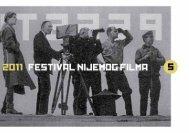Festival nijemog filma 2011 - PSSST! 6. FESTIVAL NIJEMOG FILMA