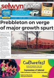 Selwyn Times: June 16, 2021