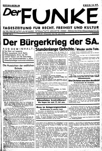 Ausgabe vom 13. Juli 1932