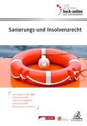 beck-online_Insolvenzrecht