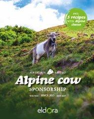 Alpine cow sponsorship