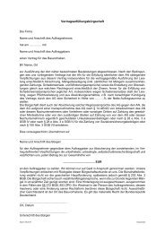 Bürgschaftsmuster Vertragserfüllung