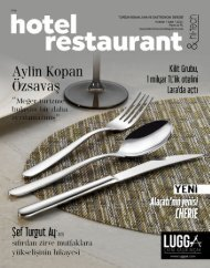Hotel Restaurant June 2021