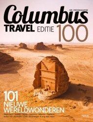 Columbus Travel editie 100-101 - Inkijkexemplaar