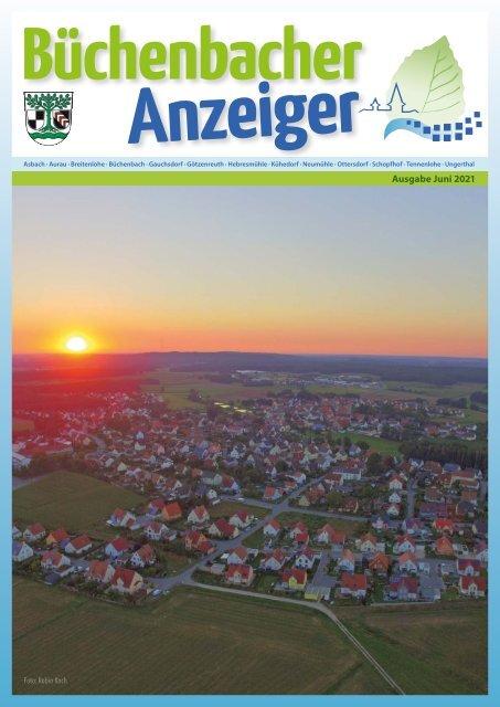 Juni 2021 Büchenbacher Anzeiger