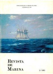 Indice Revista de Marina #754