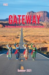 Gateway To Canyon Country Summer 2021