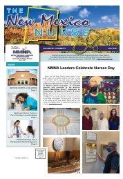 New Mexico Nurse - July 2021